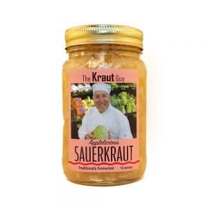 The Kraut Guy - Applelicious - Front