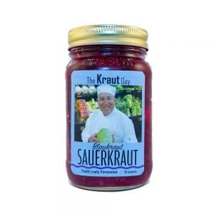 The Kraut Guy - Blaukraut - Front