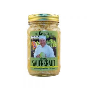 The Kraut Guy - Simply Sauerkraut - Front