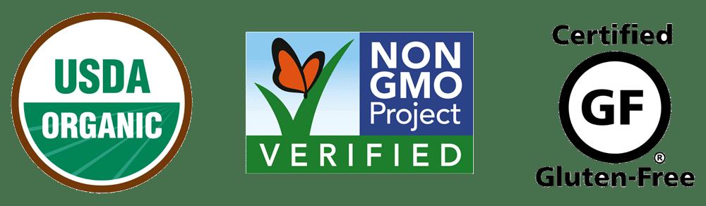 Organic-NonGMO-GlutenFree